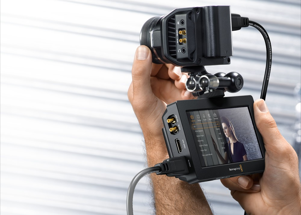 Blackmagic Video Assist Professional Video And Broadcast Supply Since 1991 Video Production Equipment Cinema Equipment